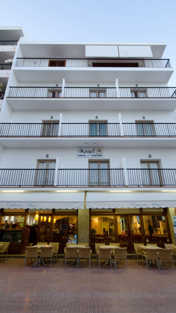 Hostal Mayol en Ibiza