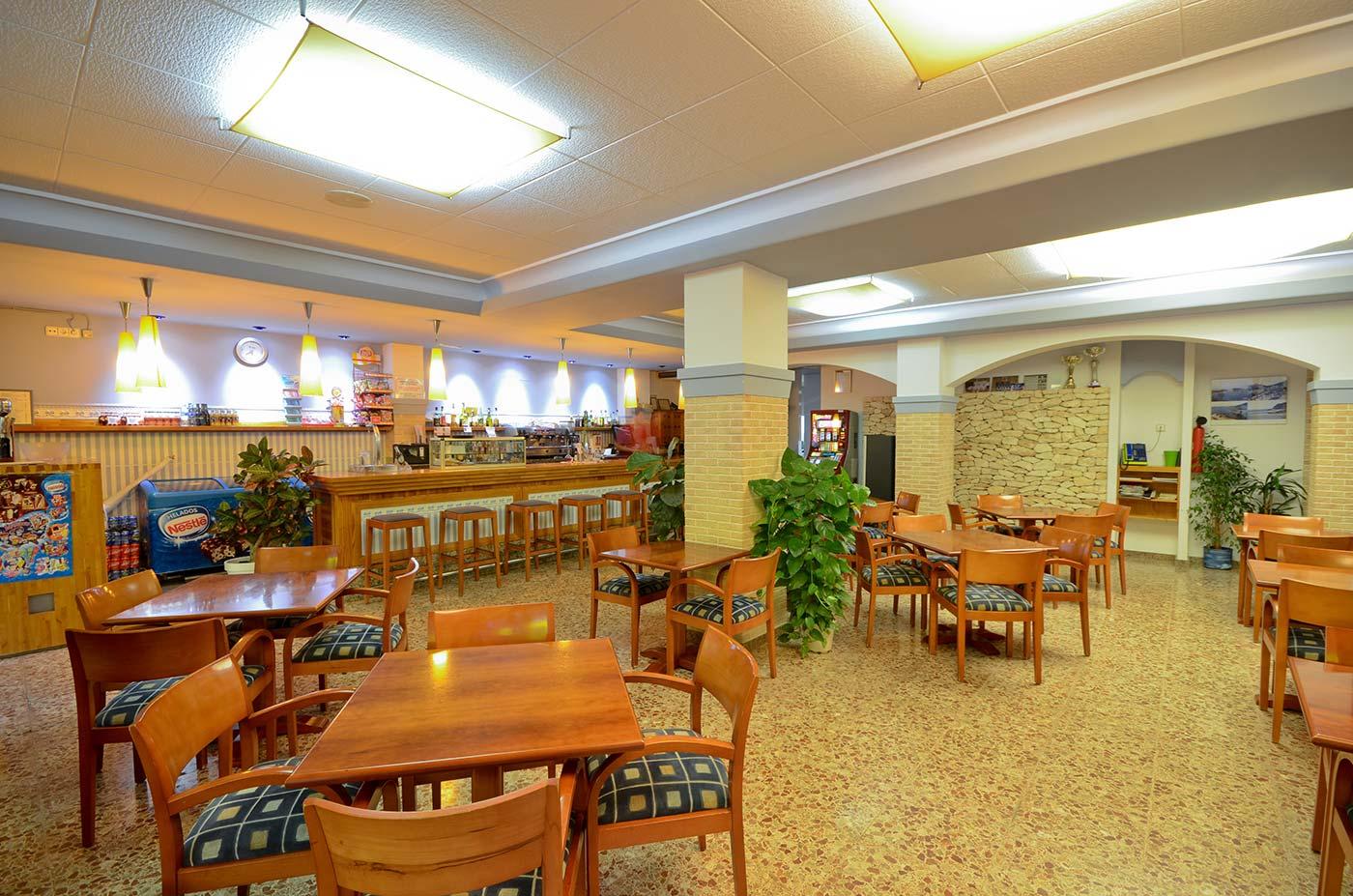 Cafetería en Ibiza